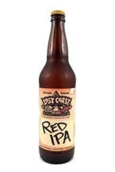 Lost Coast Red IPA