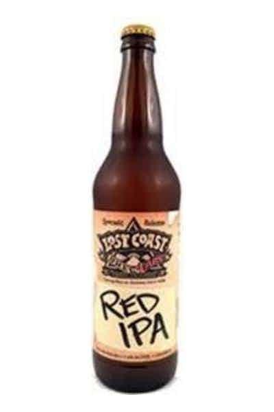 Lost Coast Red IPA