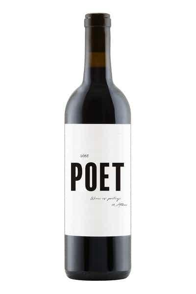 Lost Poet Red Blend, California AVA