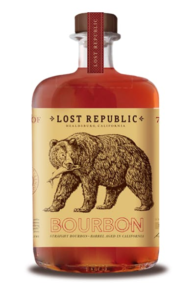 Lost Republic Bourbon
