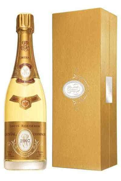 Louis Roederer Cristal Gift Box
