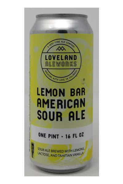 Loveland Aleworks Lemon Bar Sour Ale