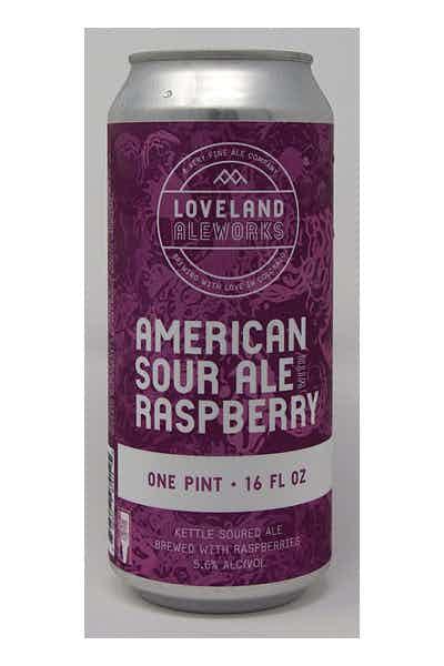 Loveland Aleworks American Sour Ale w/Raspberry