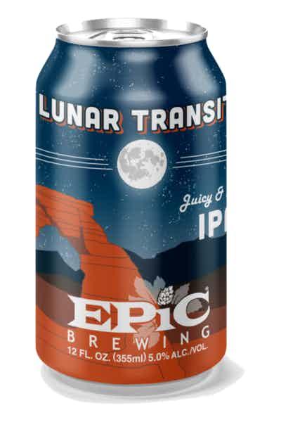 Epic Lunar Transit Juicy IPA