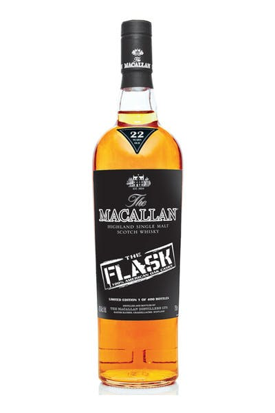 Macallan 22 Year The Flask Edition