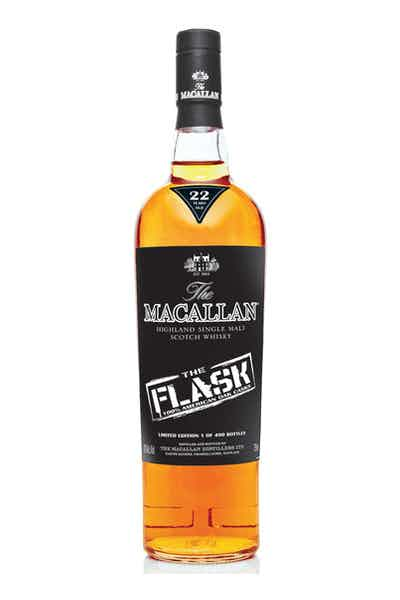 Macallan 22 Year The Flask Edition