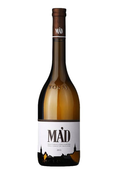 Mad 2015 Tokaj Furmint (Dry White)