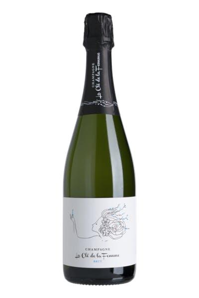 Magic Door La Cle de la Femme Champagne