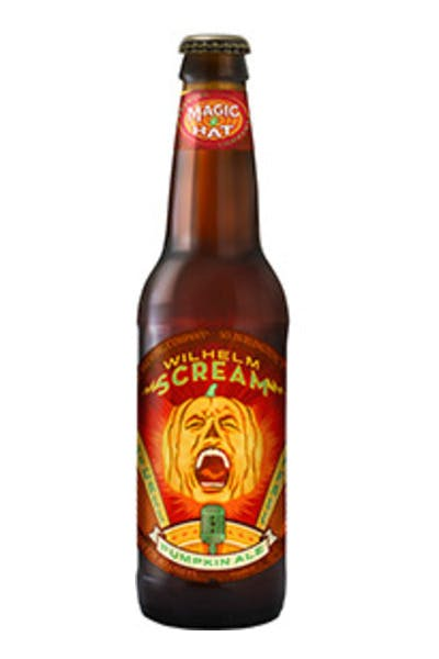 Magic Hat Wilhelm Scream Pumpkin Ale [DISCONTINUED]