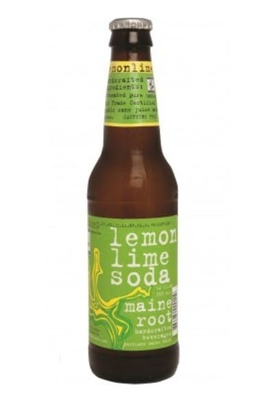 Maine Root Lemon Lime