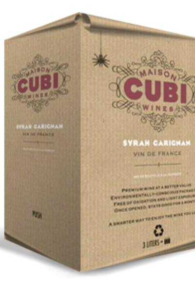 Maison Cubi Syrah Carignan