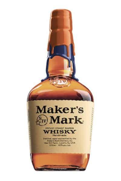 Maker's Mark Bourbon Whisky Mets Edition Double Dip