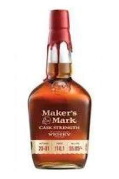 Makers Mark Cask Strength Batch 20