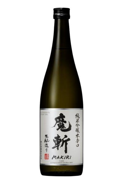 Makiri Junmai Ginjo Extra Dry Sake