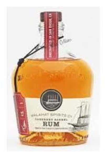 Malahat Cabernet Barrel Aged Rum