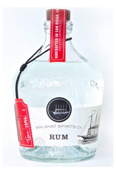 Malahat White Rum