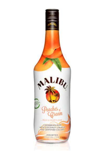 Malibu Rum Peaches N'cream