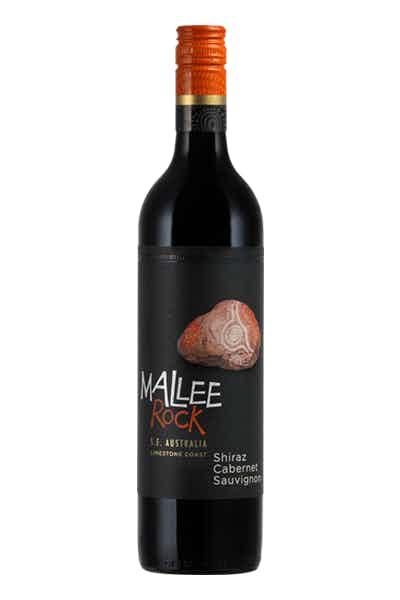 Mallee Rock Shiraz Cabernet Sauvignon Blend