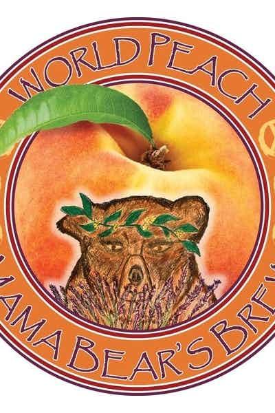 Mama Bear's World Peach