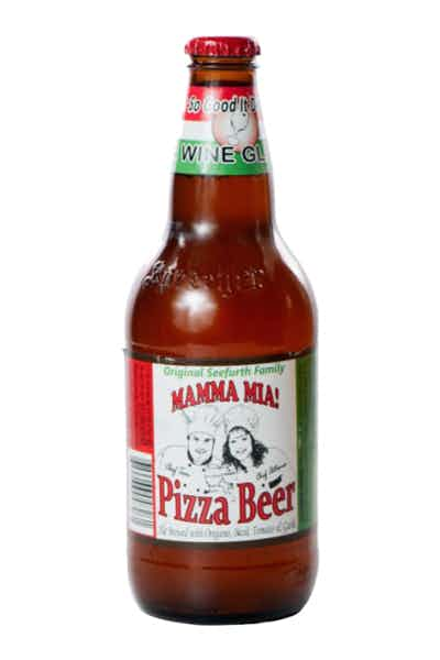 Mamma Mia Pizza Beer