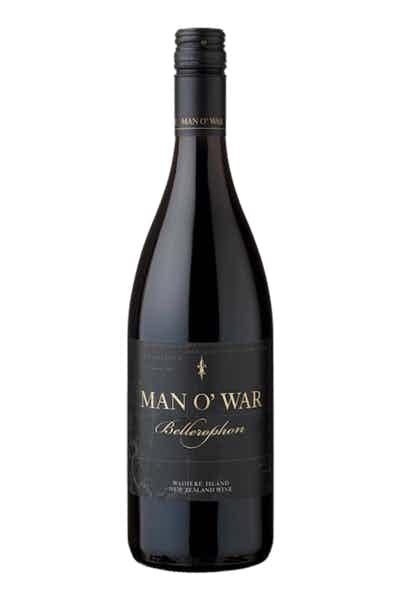 Man O' War Bellerophon Syrah Viognier 2012