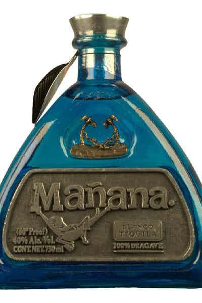 Mañana Blanco Tequila