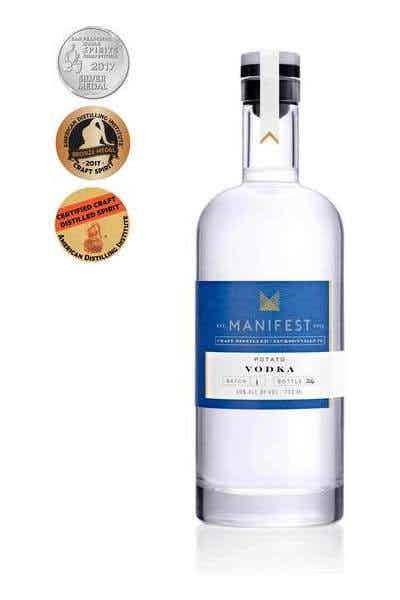 Manifest Vodka