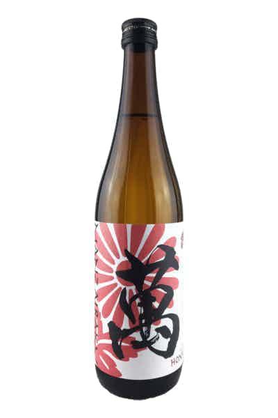 Manzairaku Honjozo Sake