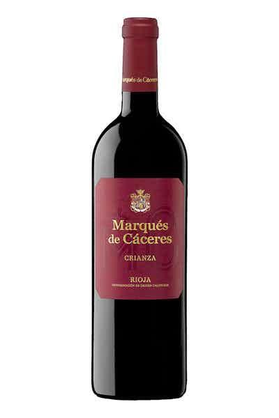 Marqués De Cáceres Crianza Rioja
