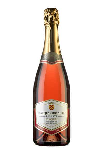 Marques De Monistrol Cava Rose Brut