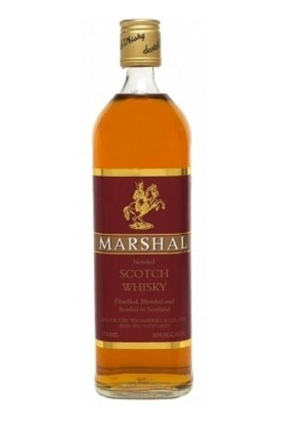 Marshal Red Label Scotch