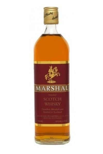 Marshal Red Label Scotch
