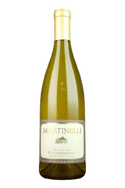 Martinelli Chardonnay Martinelli