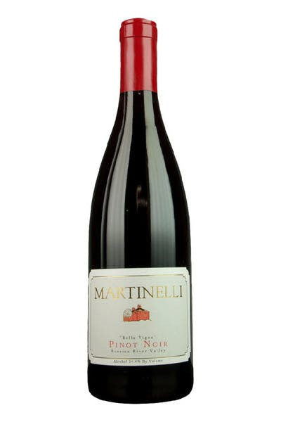 Martinelli Pinot Noir Bella Vigna