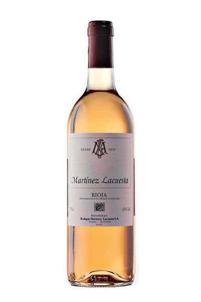 Martinez Lacuesta Rosé