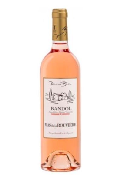 Mas De La Rouviere Bandol Rose