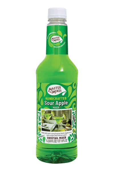 Master Of Mixes Sour Apple