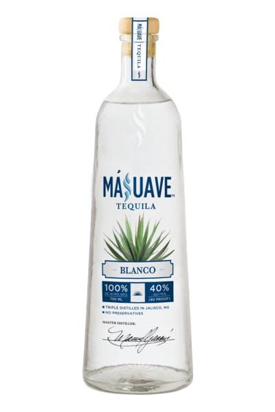 Masuave  Blanco Tequila