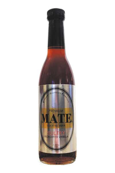 Mate Sultry Rich Coffee Vanilla
