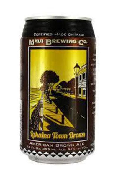 Maui Brewing Co. Lahaina Town Brown