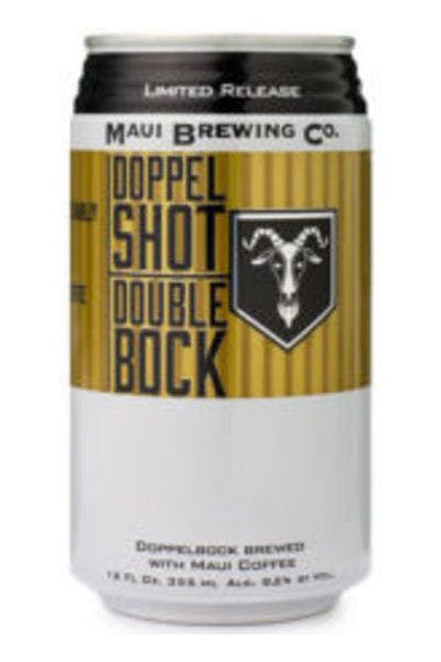 Maui Brewing Doppel Shot Double Bock