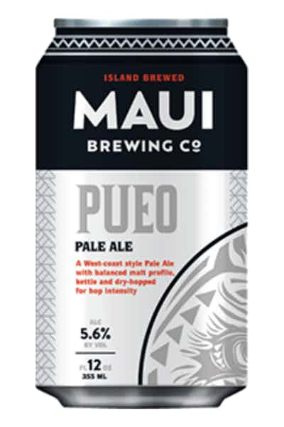 Maui Brewing Pueo Pale Ale