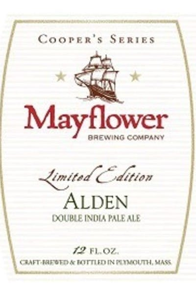 Mayflower Alden Double IPA
