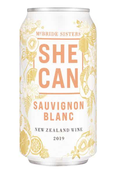 McBride Sisters Collection She Can Sauvignon Blanc