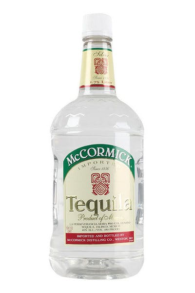 Mccormick Tequila Low Proof