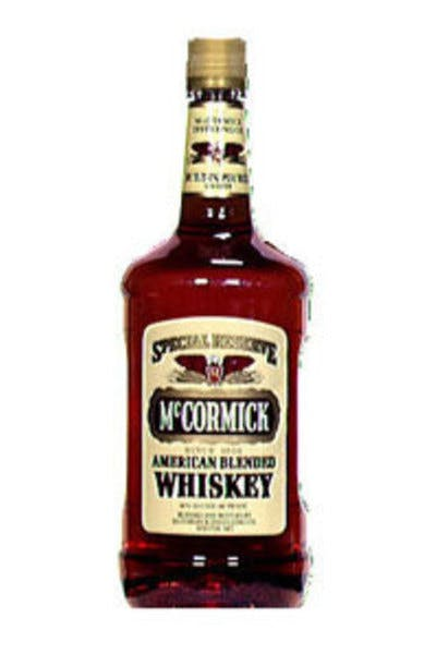 Mccormick Whiskey