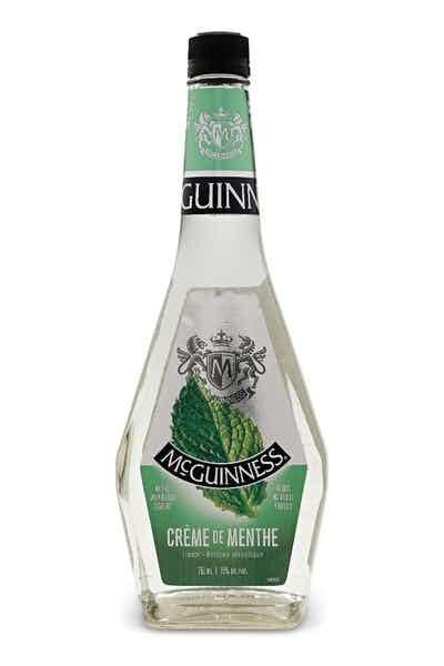 McGuinness Crème De Menthe White Liqueur