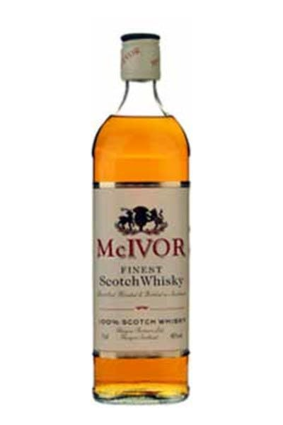 Mcivor Blended Scotch
