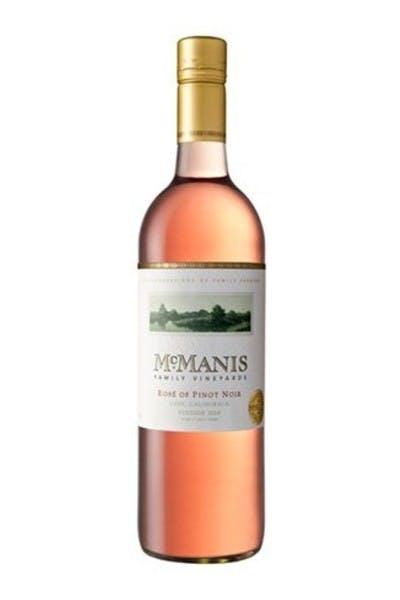 McManis Rosé of Pinot Noir