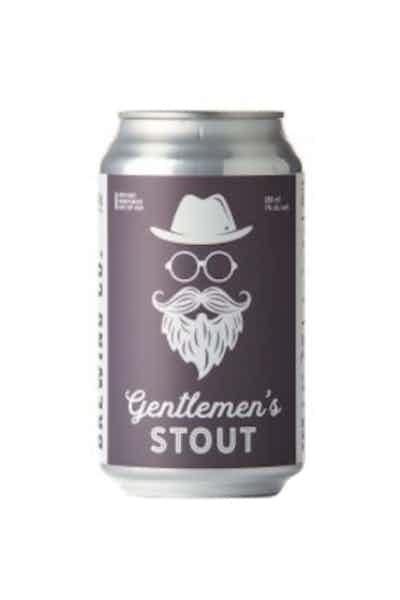 Medicine Hat Gentlemen's Stout